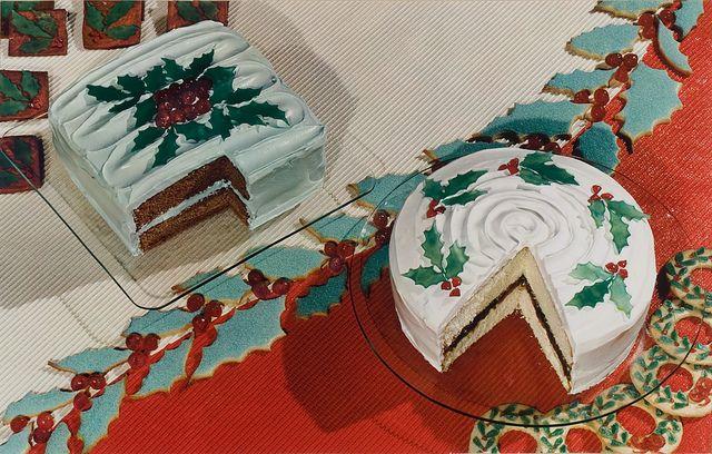 """Nickolas Muray"" ""Cakes and Cookies"""