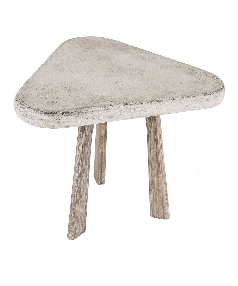 Concrete Candy Side Table