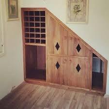 Resultado de imagen para muebles bajo escalera escalera for Bajo escaleras de madera
