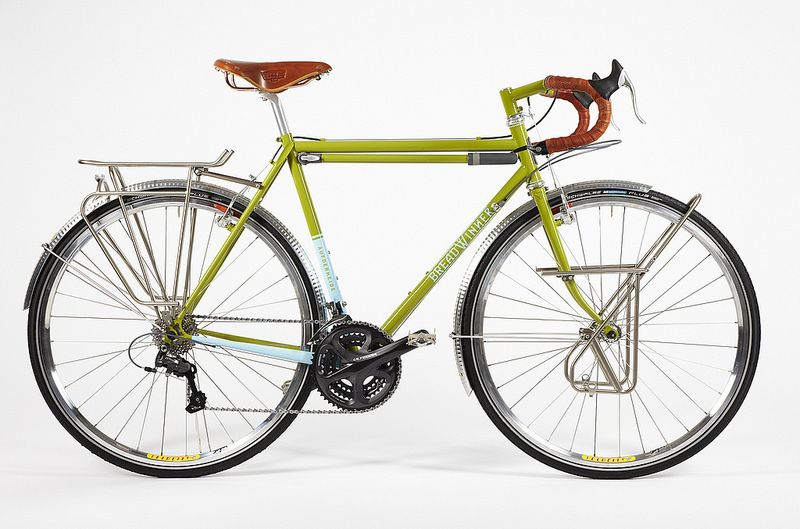 Breadwinner Aufderheide Touring Bike--now this is what I call functional  beauty! 3af77a8f0