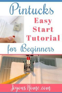 Heirloom Sewing Tutorials Sewing Heirloom sewing tutorials  sewing tutorials for beginners sewing tutorials clothes sewing tutorials free sewing tutorials for the home se...