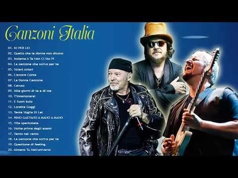 Musica Italiana Raccolta n. 138 YouTube Musica
