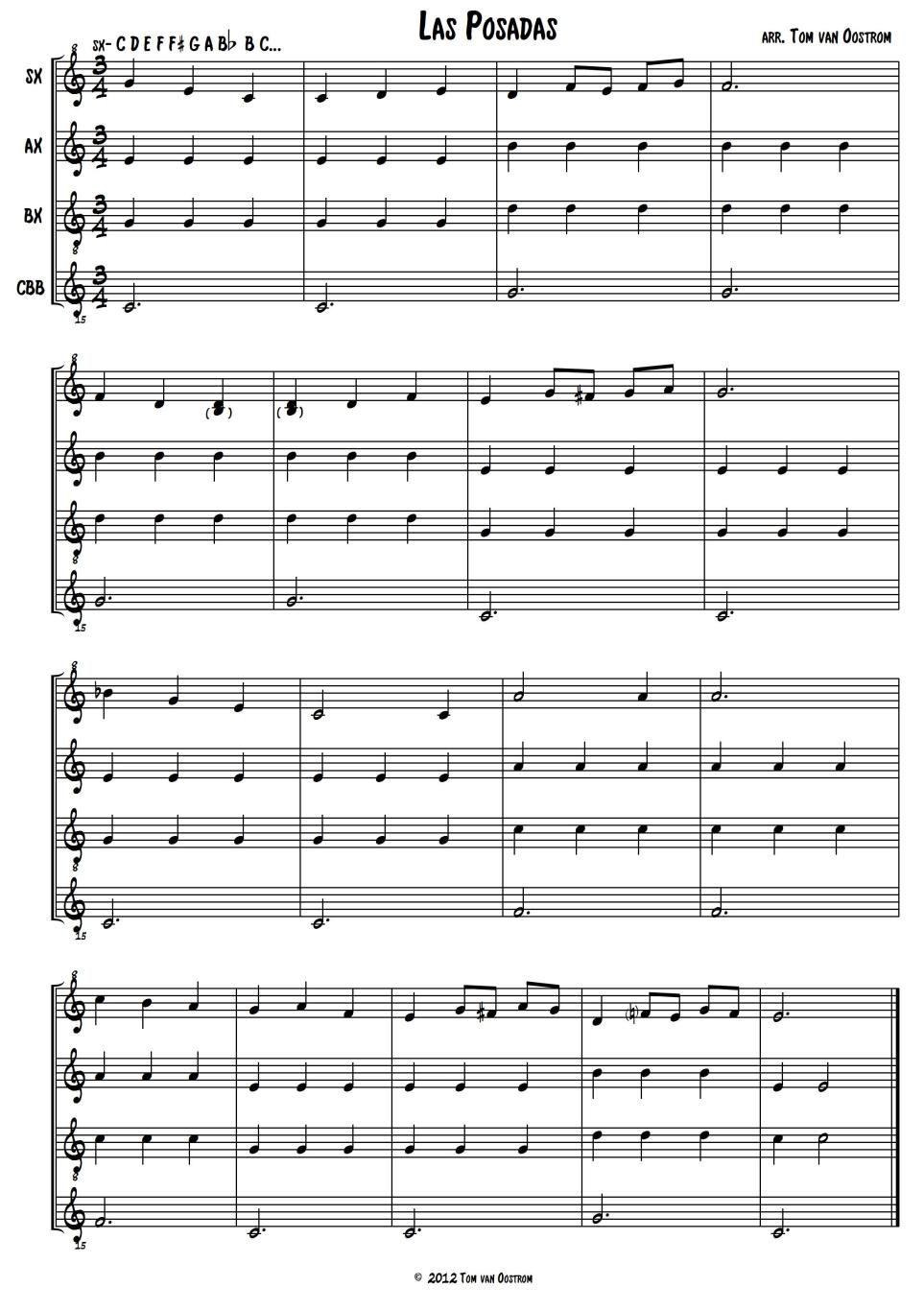 "Workbooks las posadas worksheets : Las Posadas"" Orff Arrangement | Clase de musica, Flauta y Musica"