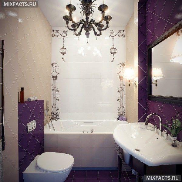 Маленькая ванна и маленькая ванна
