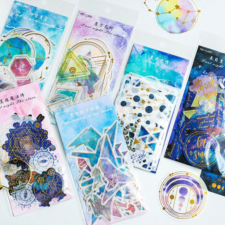 Magical Foiled Paper Variety Pack Artists Pack