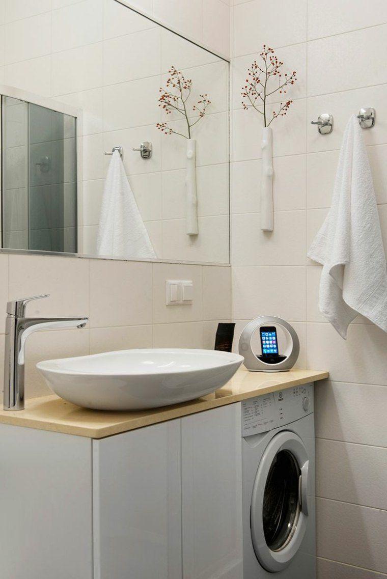 Https Designmag Fr Cache Machine A Laver Seche Linge Html Modernes Kleines Badezimmerdesign Badezimmer Wasche Moderne Kleine Bader