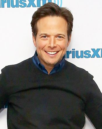 Scott Wolf Is Still Close With His Party of Five Costars, Calls Them - Us Weekly