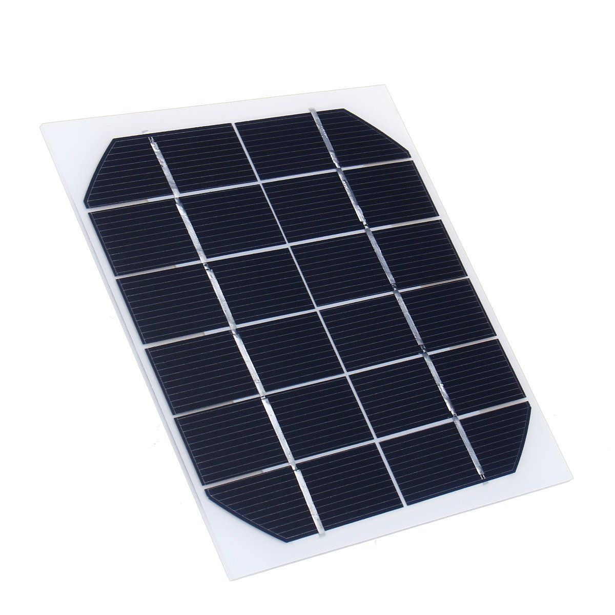 5pcs 6v 350ma Monocrystalline 2w Mini Solar Panel Photovoltaic Panel Mini Solar Panel Photovoltaic Panels Solar Panels For Home