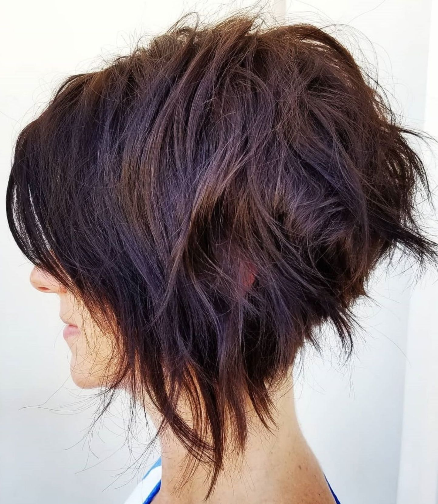 classy short haircuts and hairstyles for thick hair haircare