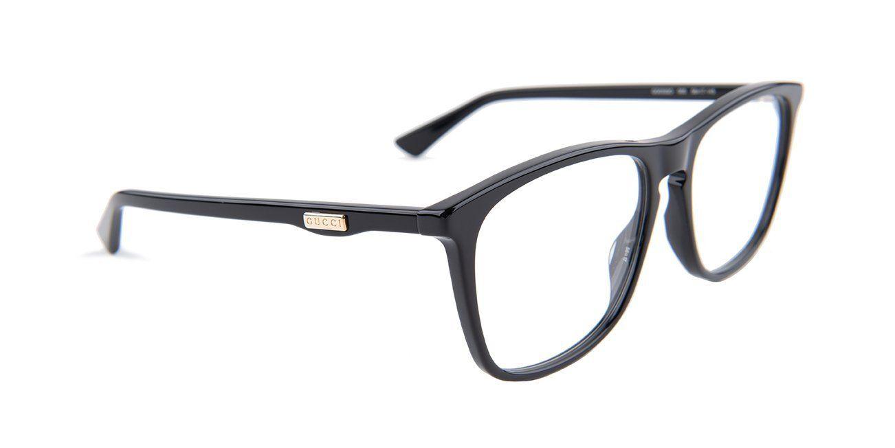 07f70cf07348 Gucci - GG0332O Black-eyeglasses-Designer Eyes | Gucci Eyeglasses ...