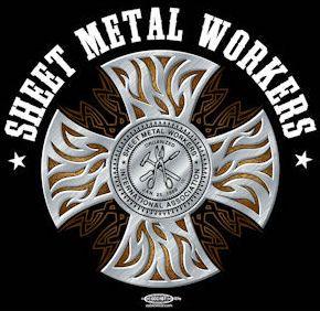 Sheet Metal Symbols Local 105 Sheet Metal Workers Tin