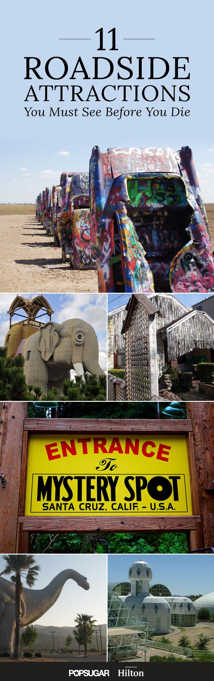 You MUST stop at these roadside gems on your next road trip!