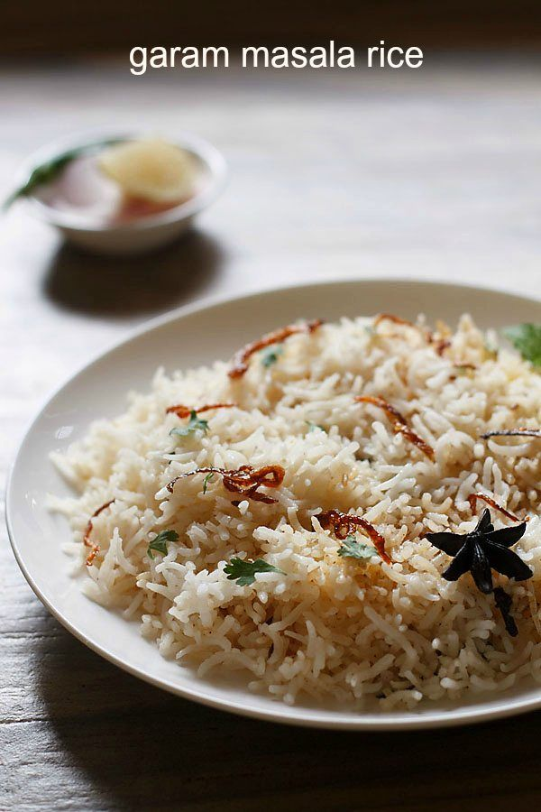 how to make masala rice in hindi
