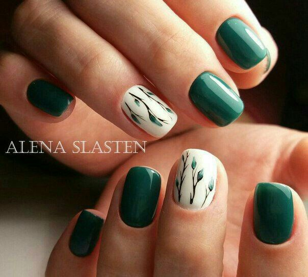 Discover ideas about Nailed It. Simple and elegant nail art - Pin By Pop Ramona On Manichiură Artistică Pinterest Make Up