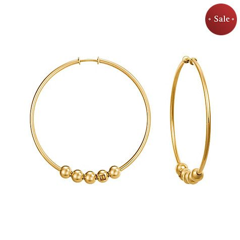 JETTE Gold  Creole Gold Bals