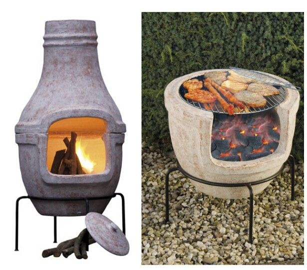 outdoor wood fired used clay bbq sale for garden decor - from Alibaba.com