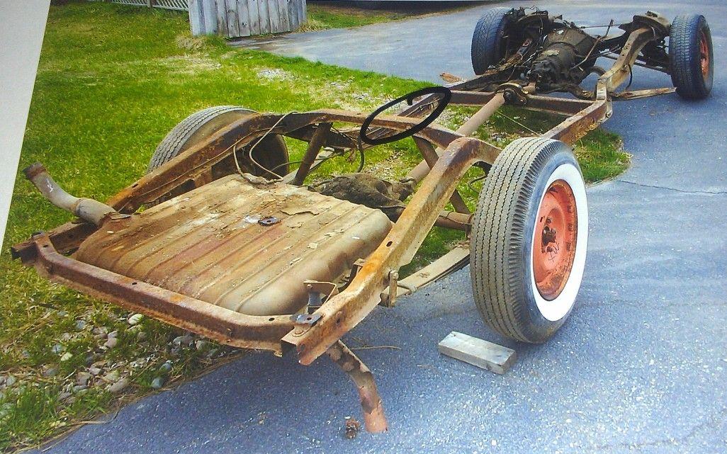 Frame Weakness Studebaker Restoration Projects