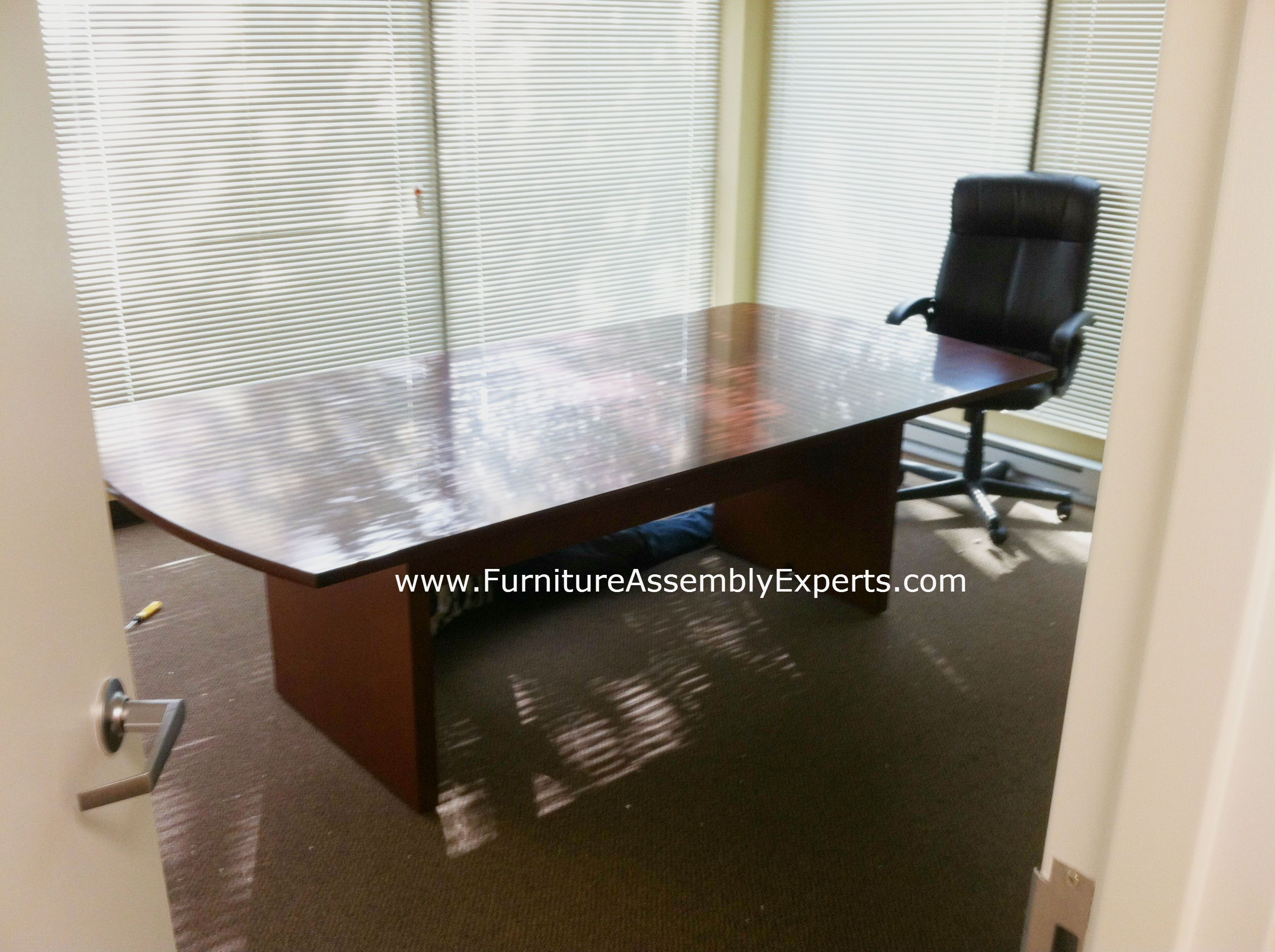 Office Depot Conference Table Embled In Baltimore Md By Furniture Embly Experts Llc Call 2407052263