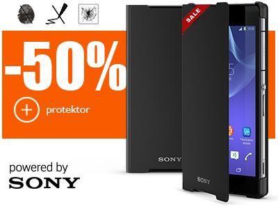 Wyprz Oryg Etui Sony Scr10 Do Xperia Z2 Folia 5871277401 Oficjalne Archiwum Allegro Sony Power Gaming Logos