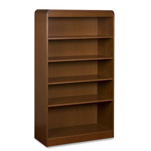 Lorell 5-Shelves Bookcase