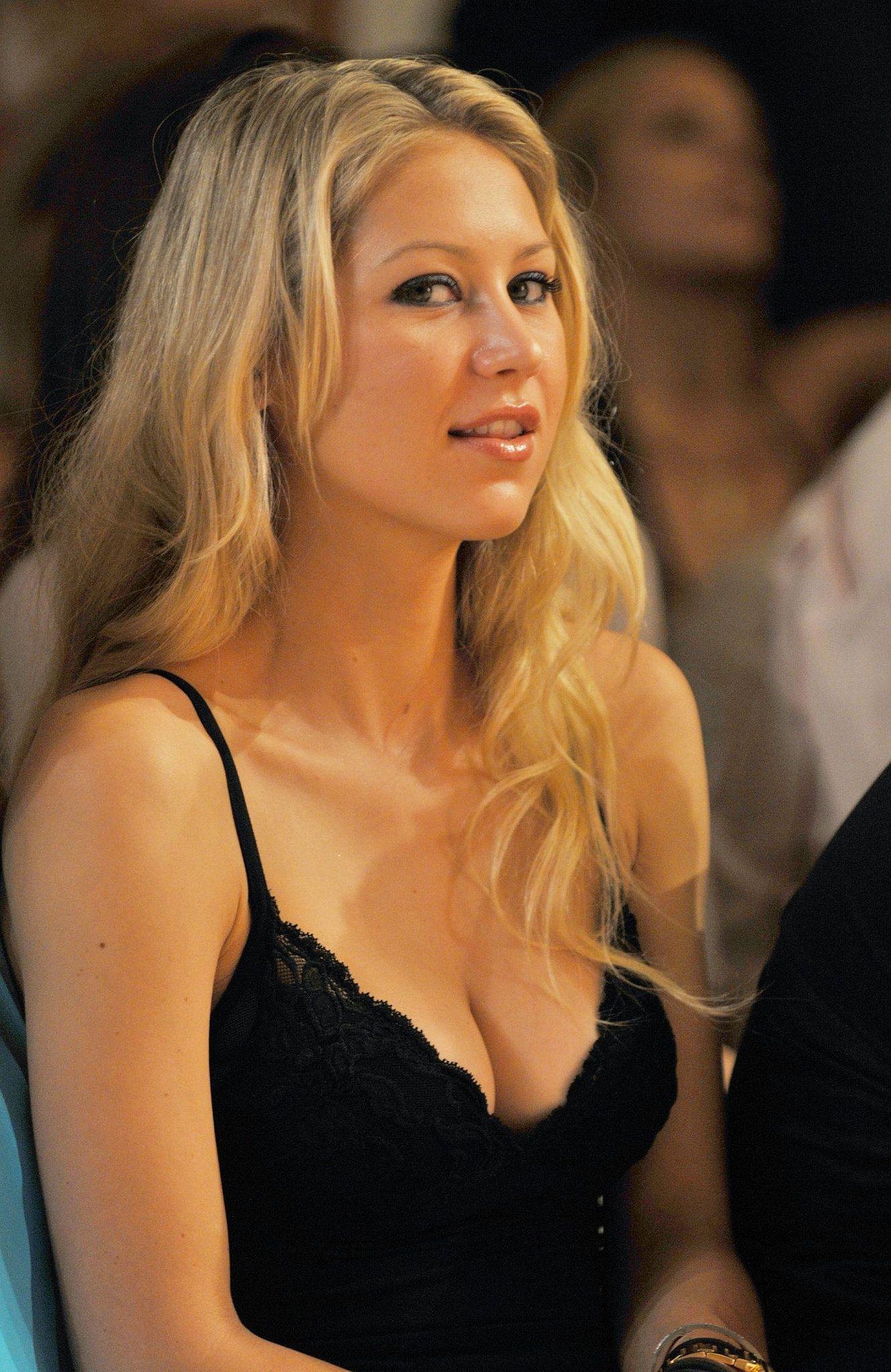 Hacked Anna Kournikova nude photos 2019