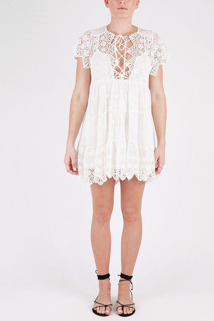 Romance Mini Dress