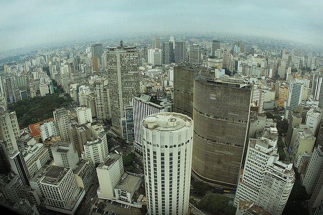 sao paulo skyline best view - Google zoeken