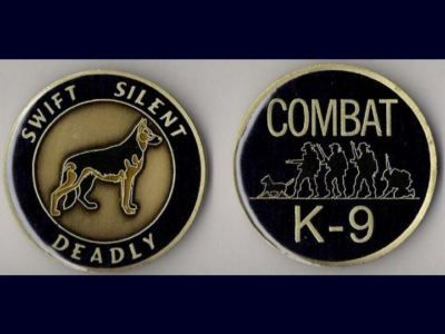 Details about K9 Handlers Army Navy Marine Air Force