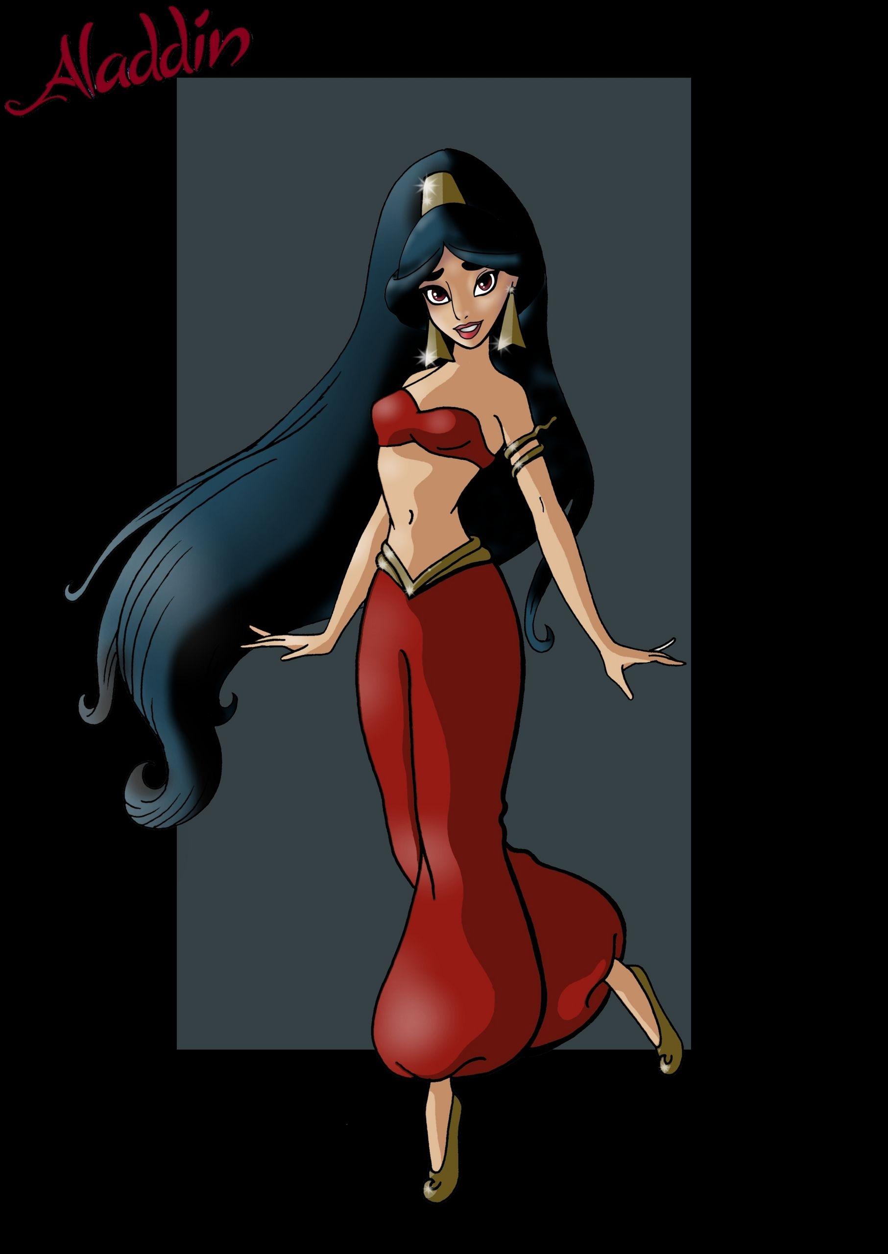 Aladdin Sexy red jasmine - google search | disney jasmine, disney