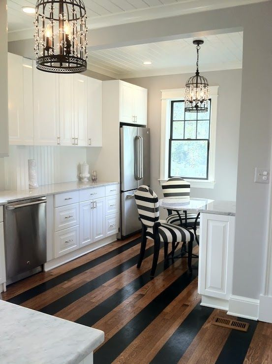 Best White And Grey Kitchen Features Ikea Cabinets Paired With 400 x 300