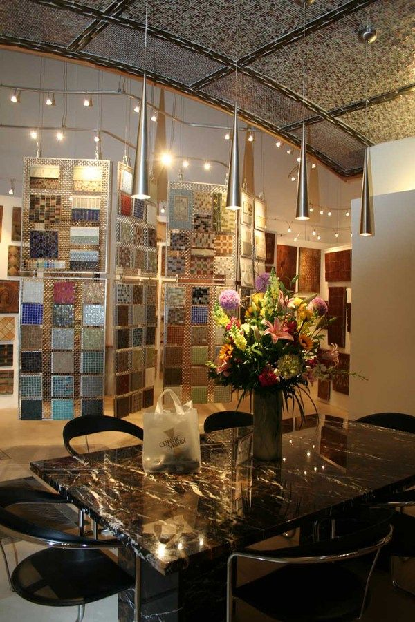 Ceramic Matrix Delray Fl By Heather Hoffman Via Behance Tile Showroom Ceramics Delray
