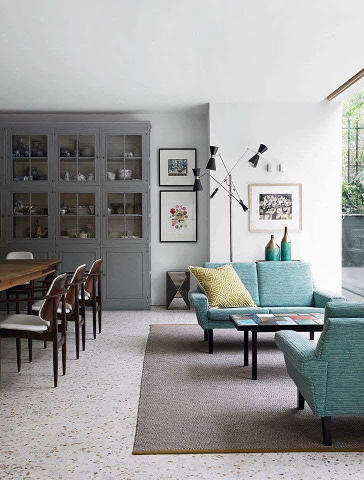 Terrazzo floor | Terrazzo floor in 2018 | Pinterest ...