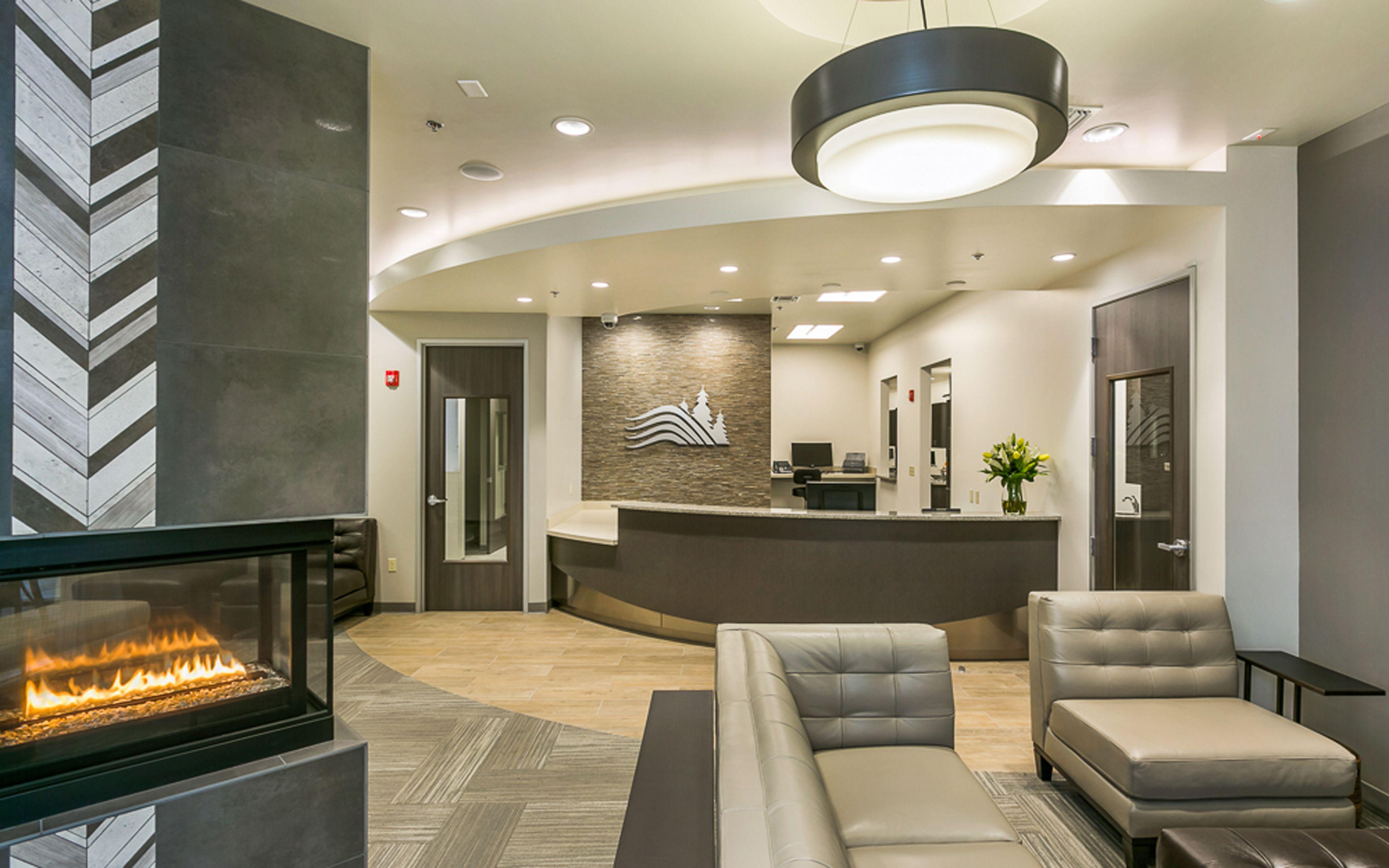 Gresham dental group gresham or modern dental office for Medical office design
