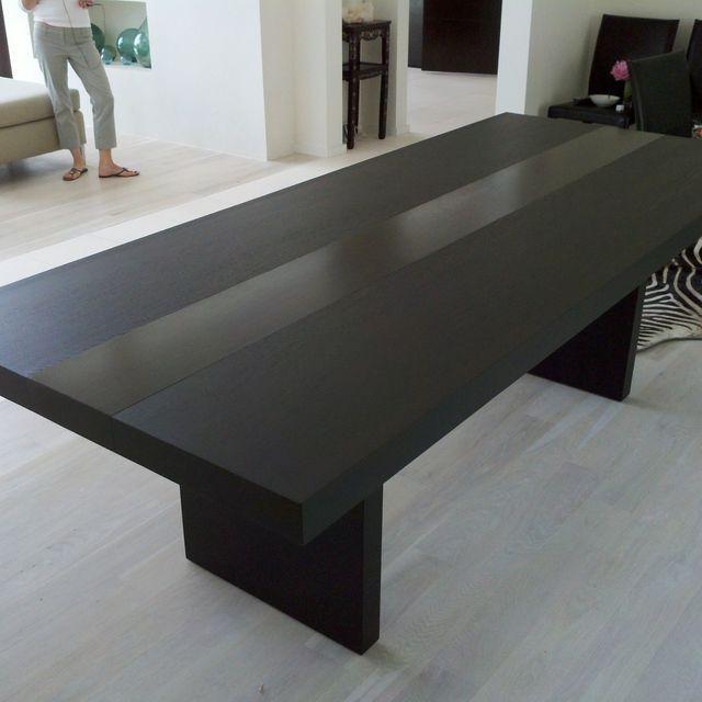 Modern Dining Table Modern Dining Table Dining Table Black Black Wood Dining Table