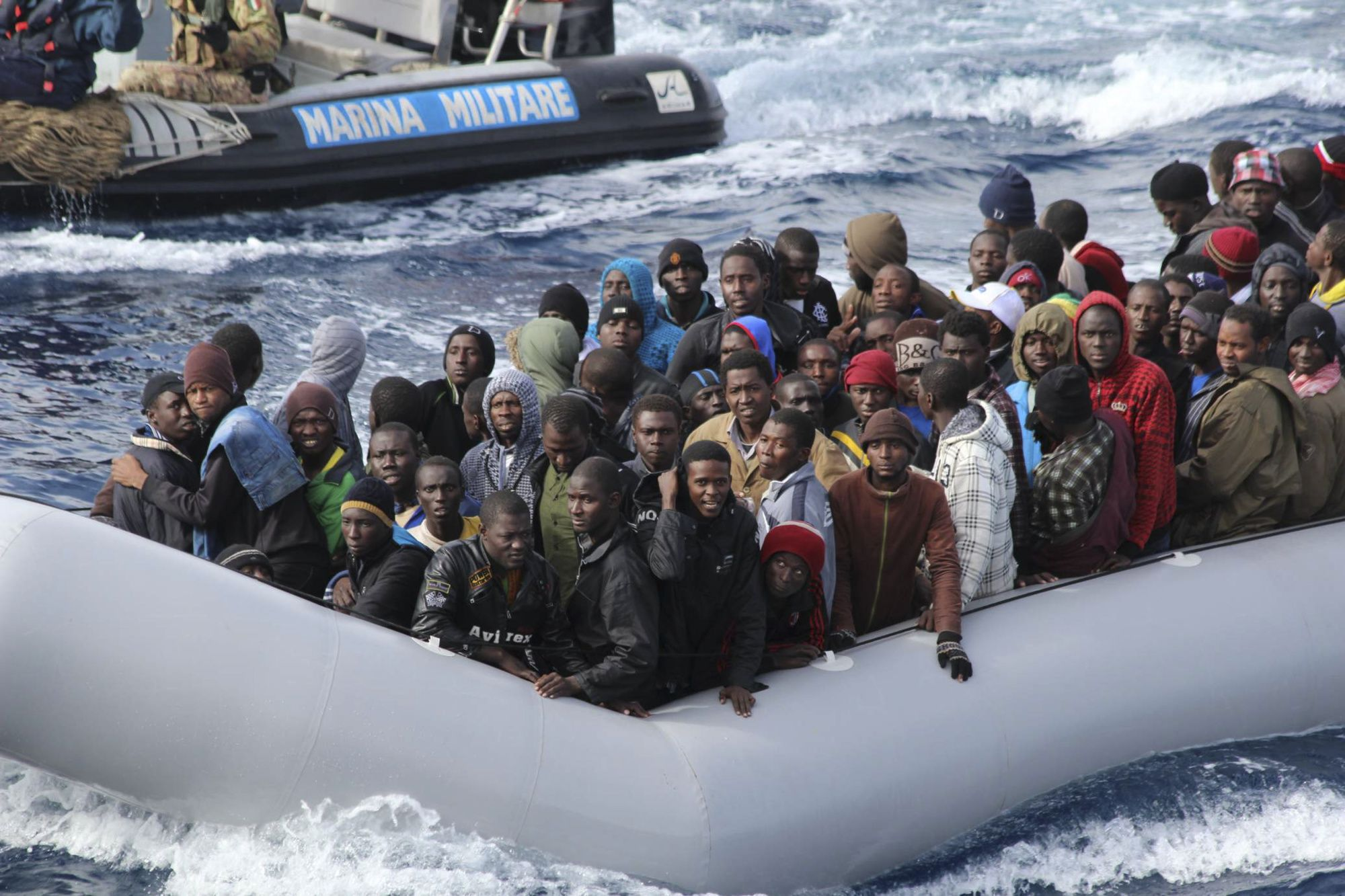 Migrant Crisis: Italy and Others Involved In Rescue Operations - http://gazettereview.com/2015/06/migrant-crisis-italy-and-others-involved-in-rescue-operations/