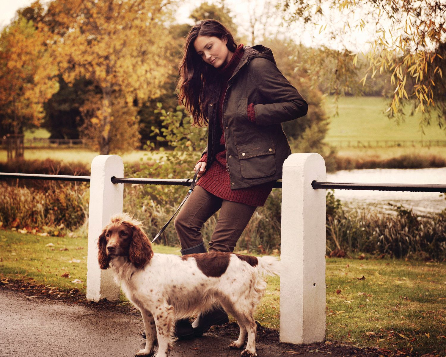 Barbour Elkhorn at Country House Outdoor - www.countryhouseoutdoor.co.uk