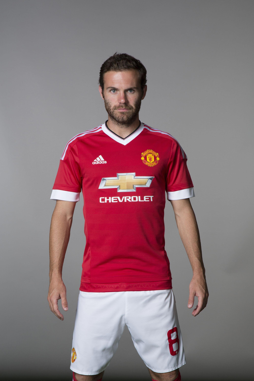 juan mata official manchester united website sports