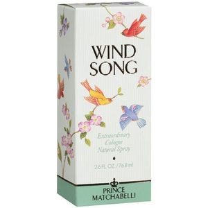 Prince Matchabelli Wind Song Cologne Spray, 2.6 oz. My mom got this kind alot.