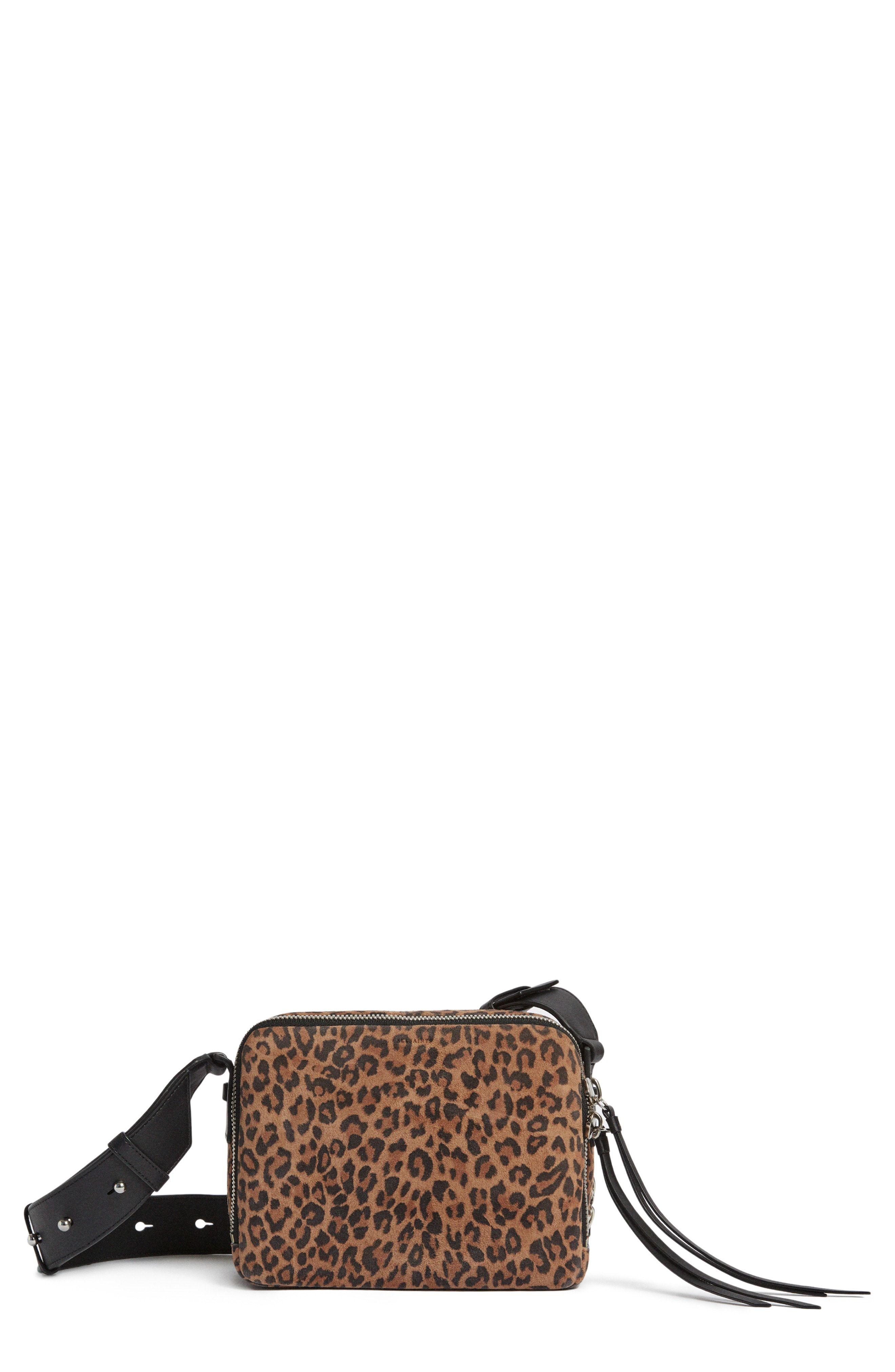4650582b4 ALLSAINTS Vincent Leather Crossbody Bag available at #Nordstrom All Saints, Leather  Crossbody Bag