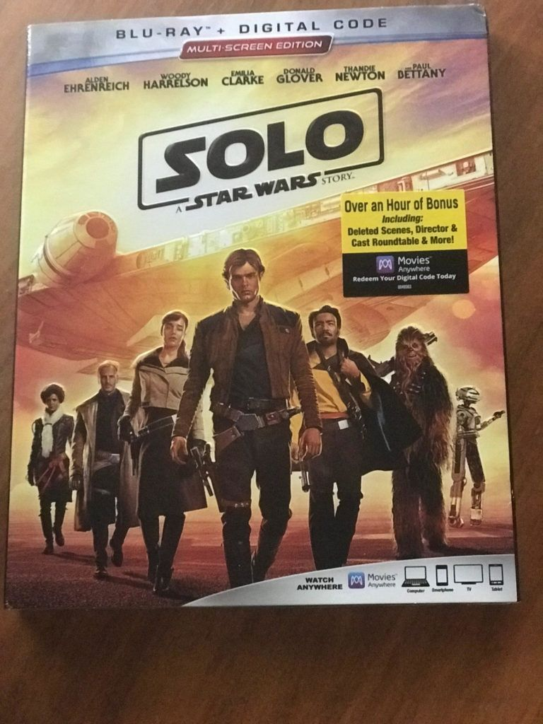 Solo Is Now Released On Dvd And Blu Ray With Bonus Features War Stories Winter Fun Movies