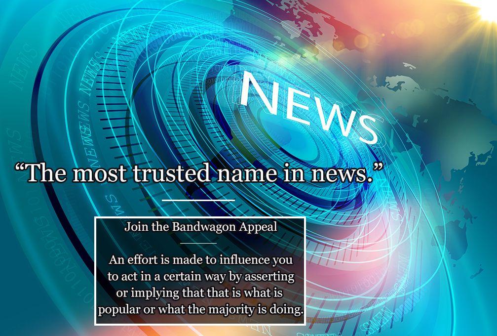 Propaganda Technique Join The Bandwagon Appeal Propaganda