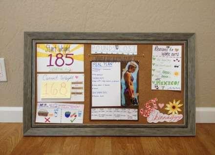 Fitness motivacin board ideas 16 Trendy ideas #fitness