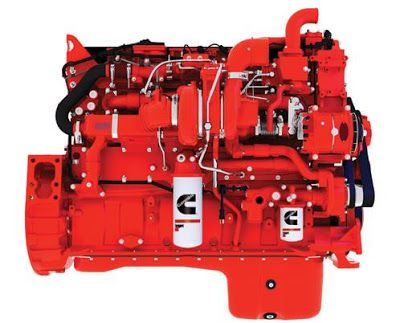 cummins service manual free cummins engine signature isx qsx15 rh pinterest com Cummins ISC Manual 5.9 Cummins Parts Breakdown