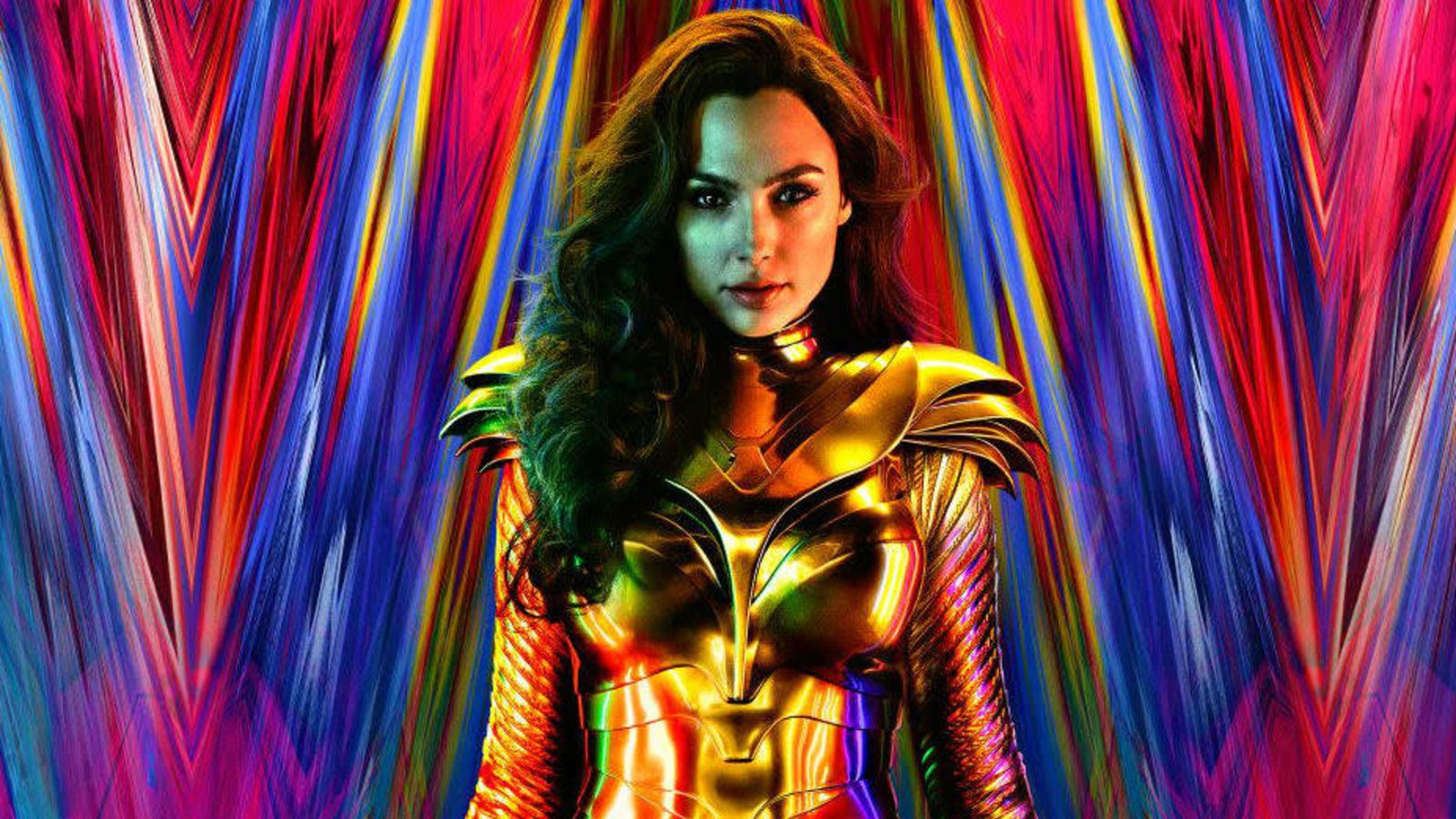 Wonder Woman 1984 S New Poster Gives Us A Look At Diana S Stunning Armor With Images Wonder Woman Famous Comics New Poster
