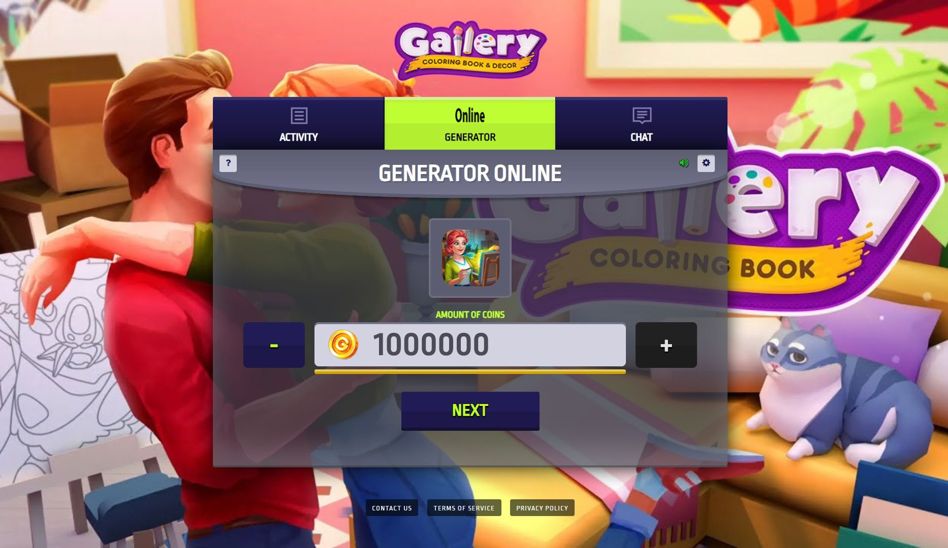 Gallery Coloring Book Hack Mod Coins And Energy Coloring Books Energy Tech Books
