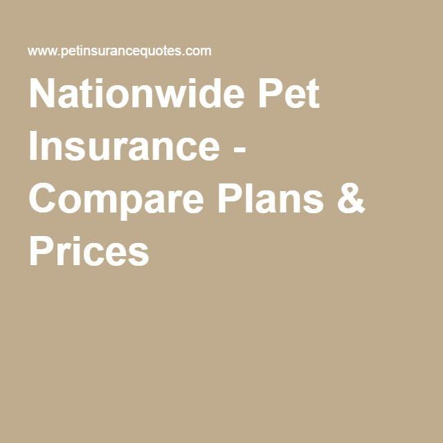 Nationwide Pet Insurance Pet Insurance Healthy Pets Pets