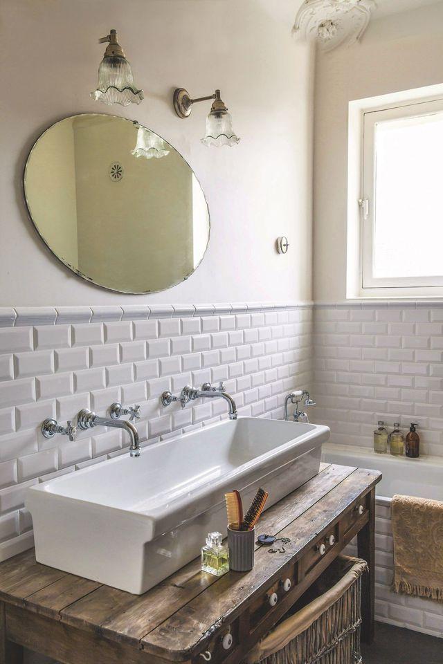 Idées déco pour salle de bains design et moderne - Côté Maison - salle de bains design photos
