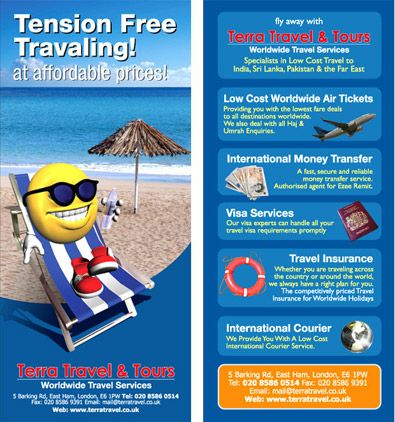 Travel Agency Flyer designs samples IGTS Pinterest - flyers design samples