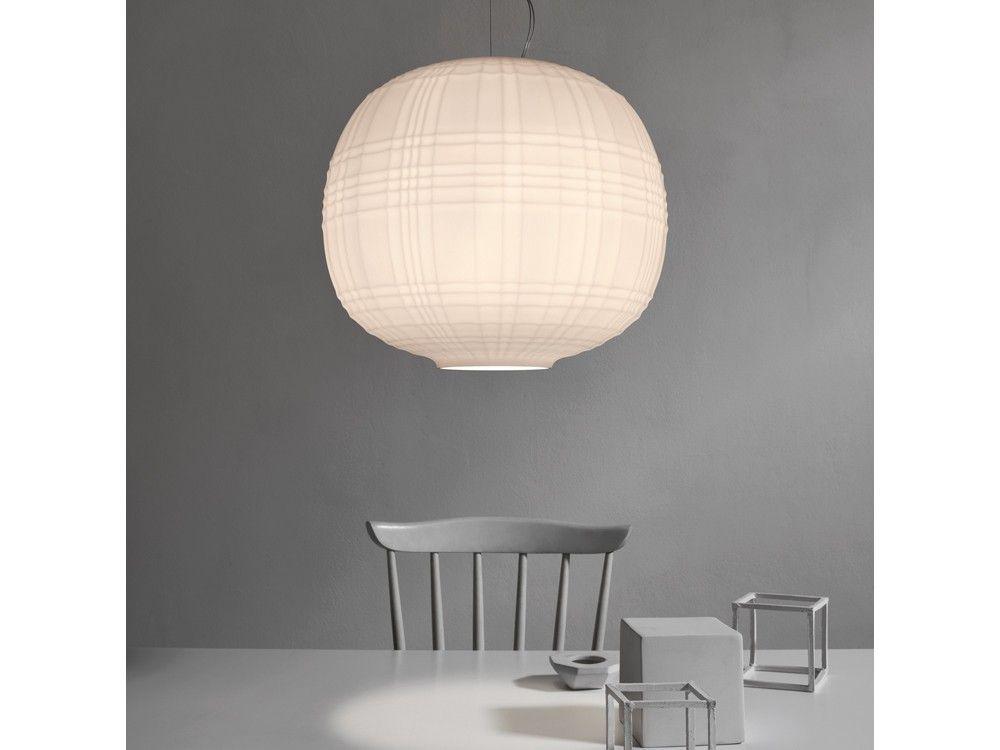 Tartan Pendant Light Foscarini At Chaplins Dining Room