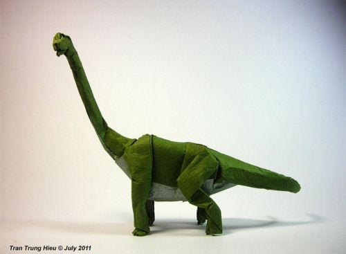 Photo of 20 Photos Of Origami Dinosaurs